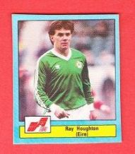 Eire Ray Houghton Liverpool